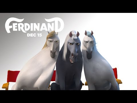 Ferdinand (Viral Video 'Straight from the Horse's Mouth: Lupe')