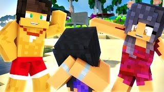 Boy-Shopping | Love ~ Love Paradise MyStreet [S2:Ep.6 Minecraft Roleplay]