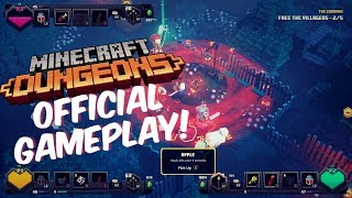 Gameplay Minecon 2019