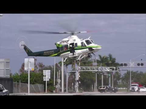 FHP Trooper Carlos Rosario returns to duty in MDFR Air Rescue
