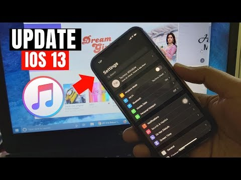 How to download and install iOS 13 via iTunes