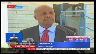 Seneta wa Baringo Gideon Moi amehimiza serikali kutilia mkazo sekta ya elimu