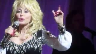 "Dolly Parton ""Here You Come Again"" 6/8/16"