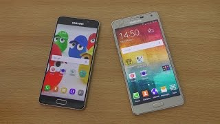 Samsung Galaxy A5 (2016) vs A7 (2015) - Review! (4K)