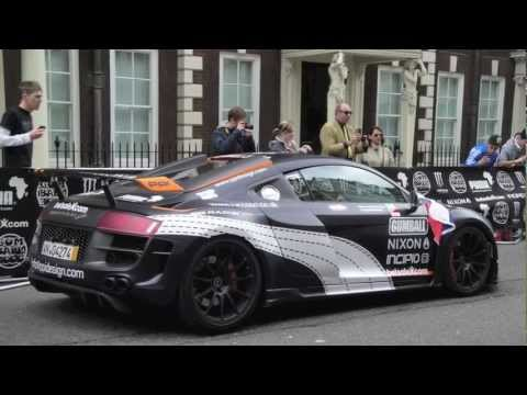 Gumball 3000 : 2010 Superbe Pictures Of Cars : Bugatti, SLR, Enzo, And More Mp3