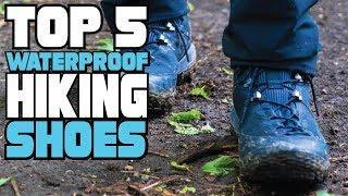 Best Waterproof Hiking Shoes Review in 2021 | Best Budget Waterproof Hiking Shoes