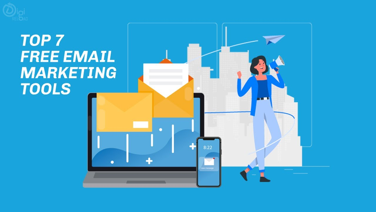 Top 7 Free Email Marketing Tools