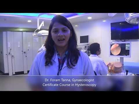 Certificate Course in Hysteroscopy