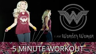 You dont need godlike powers to stay in shape Do the Wonder
