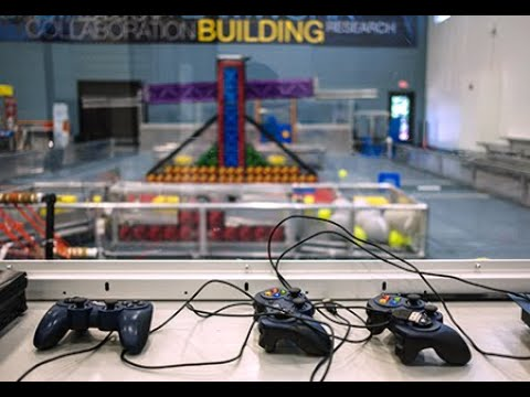 Kettering University Robot in Three Days Competition - Live at 10 a.m. Jan. 20