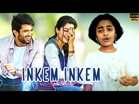 Praniti Inkem Inkem Inkem Kaavaale Few Lines Geetha Govindam Gopi Sundar