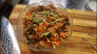 Buckwheat Recipe - Clean Eating - Vegan Plant Based Cooking Channel