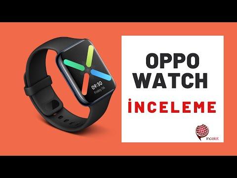 OPPO Watch inceleme - Apple Watch'a Ne Kadar Benziyor?