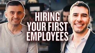 How to Hire the Right People When You're Starting | #AskGaryVee with Adam Braun