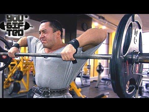 Особенная тренировка плеч. Сергей Югай. (видео)