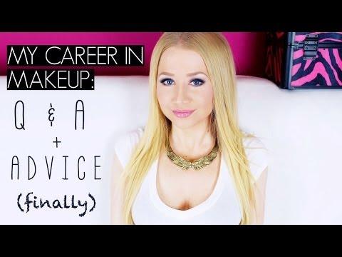 How I Became A Makeup Artist: My Career, FAQ + Advice