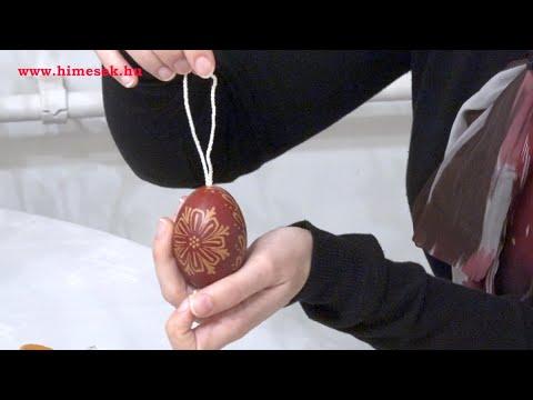 Helminthiasis tojások féreg