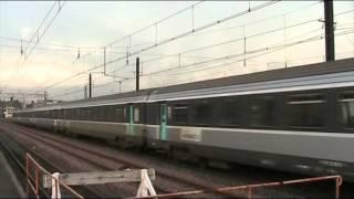 preview picture of video 'Gare de Lourdes'