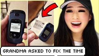 Old People VS Technology Fails!