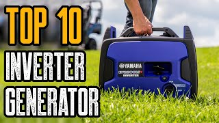 Top 10 Best Portable Inverter Generators for RV, Camping & Home