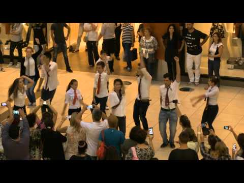 Back To School Flash-mob | Total Dance Center