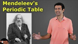 Mendeleev Periodic Table