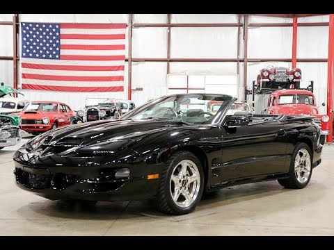 Video of '98 Firebird - QHGU