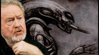Ridley Scott Reflects On H.R. Gigers Monster In 2018