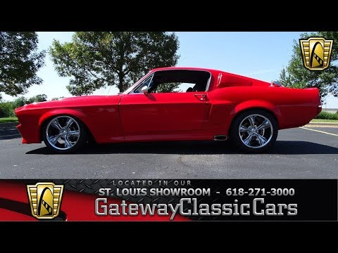 1967 Ford Mustang for Sale - CC-1015923