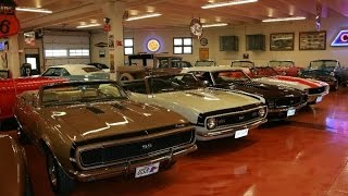 HUGE Vintage Chevy Collection! EVERY YEAR Ragtop, Corvettes, 409s! (Denny Albauch)