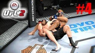UFC 2: ULTIMATE TEAM #4 Мастер партера