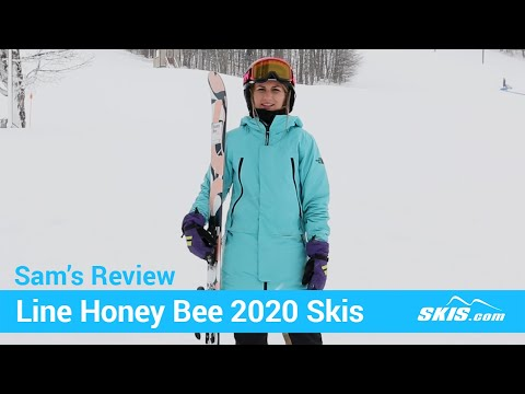Video: Line Honey Bee Skis 2020 17 40