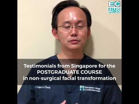 M21-Master course in non-surgical facial transformation