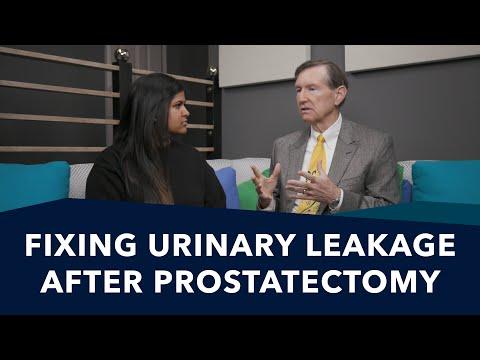 Krónikus prostatitis 2 típus