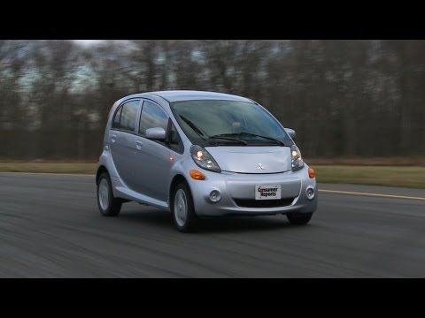 Mitsubishi i-MiEV Road Test Video Review