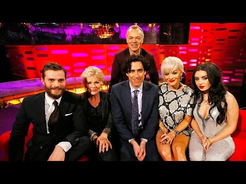 The Graham Norton Show with Jamie Dornan, Julie Walters, Stephen Mangan, Rita Ora (русские субтитры)