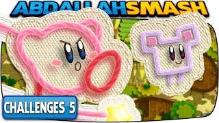 Kirby's Extra Epic Yarn - Part 12:  All Mara's Race Challenges!