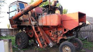 НИВА СК-5 подержанная сельхозтехника. Стоит ли покупать Б/У технику???