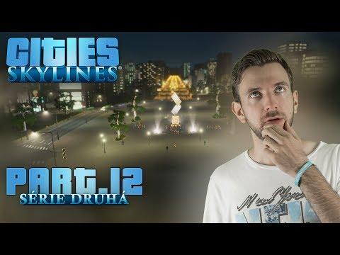 KRUHOVÝ OBJEZD ANEB DALŠÍ NÁMĚSTÍ! | Cities Skylines S02 #12