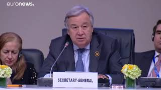 Guterres hails 'global beacon' as UN marks 70th anniversary of human rights declaration