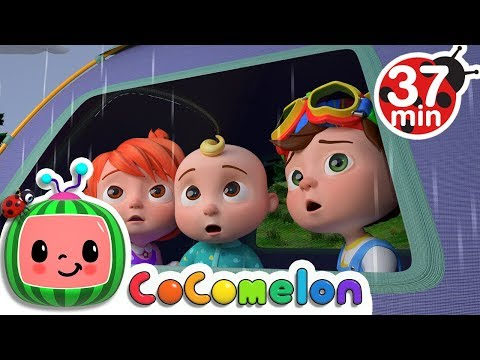 Rain Rain Go Away | +More Nursery Rhymes & Kids Songs - CoCoMelon