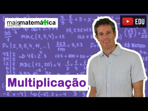 Matemática Básica - Aula 3 - Multiplicação