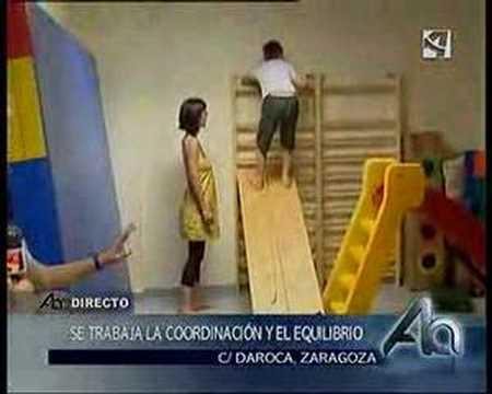 Watch videoSíndrome de Down en Zaragoza