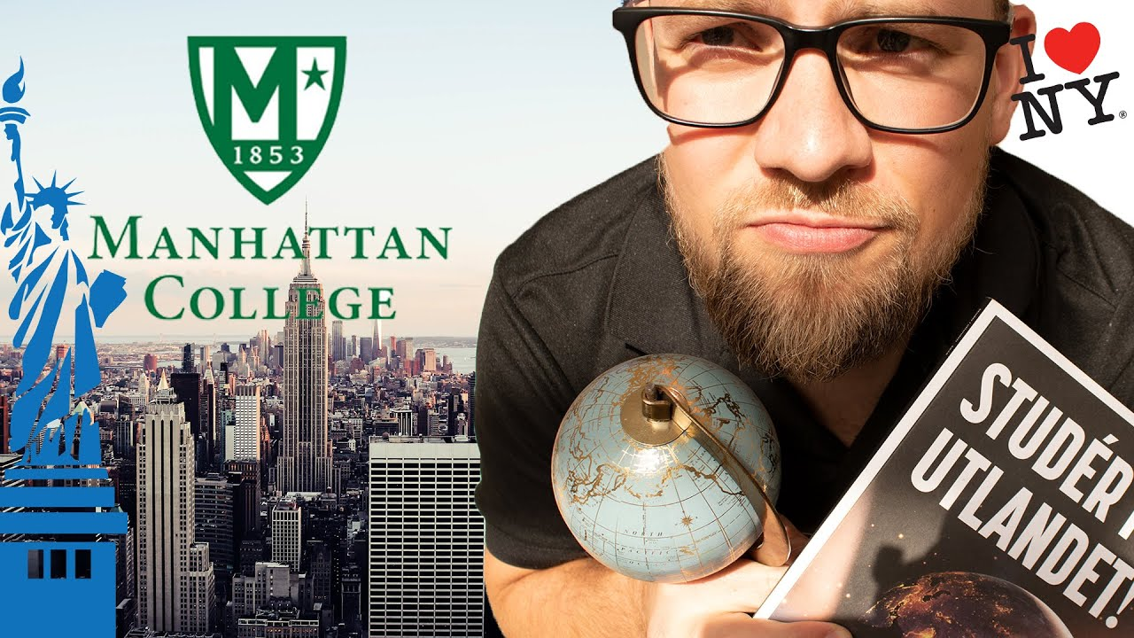 Få det beste av to verdener ved Manhattan College, New York City