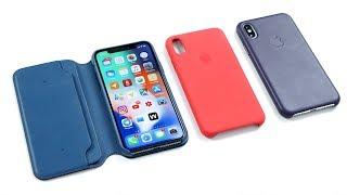 Выбираем чехол для iPhone X