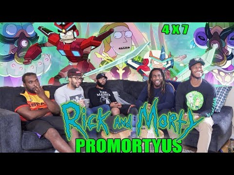 Download Rick And Morty 4 x 7