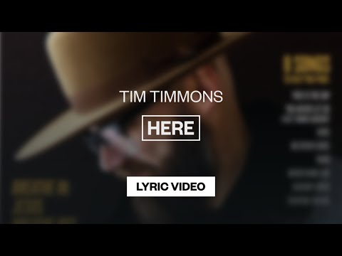 Here - Youtube Lyric Video
