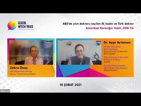 Glocal Wtech Talks | Dr. Ayşe Aytaman