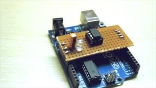 attiny - ATTiny85 433Mhz with sleep - Arduino Stack