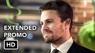 "Arrow 5x22 Extended Promo ""Missing"""